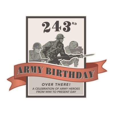 #ArmyBDay: 243 Years And Counting [VIDEO]