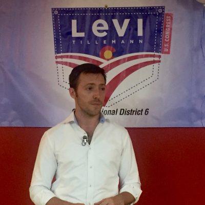 Campaign Follies: Progressive Democrat Candidate Maces Self For School Safety [VIDEO]