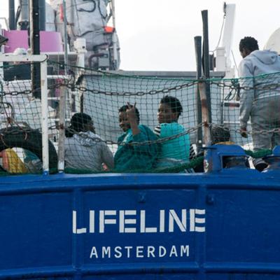 Italy Sticks to Hardline Migrants Guns [VIDEO]