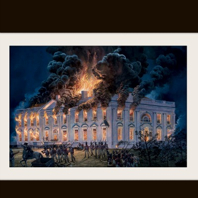 Trump, Trudeau, Tariffs and the War of 1812