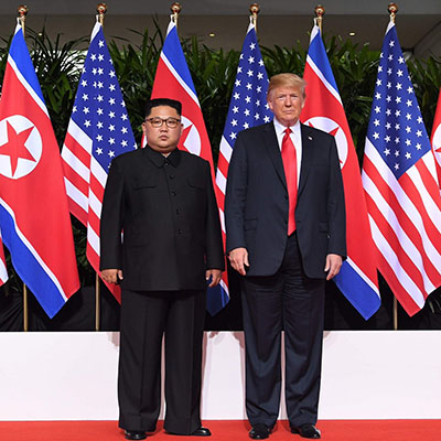 "#SingaporeSummit: Here's the ""Destiny"" Video Trailer Trump Played For Kim Jong-un [VIDEO]"