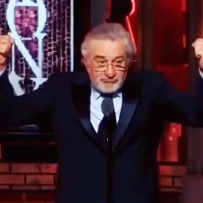 De Niro Has Discovered the Secret to Reelecting Trump [VIDEO]