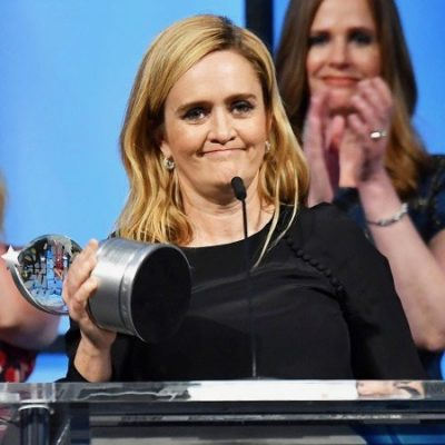 Samantha Bee Decides It's America's Fault That She's Vulgar [VIDEO]