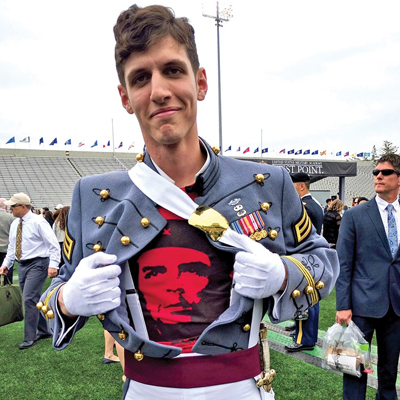 The Commie Cadet Gets Kicked Out of the Army. Finally. [VIDEO]
