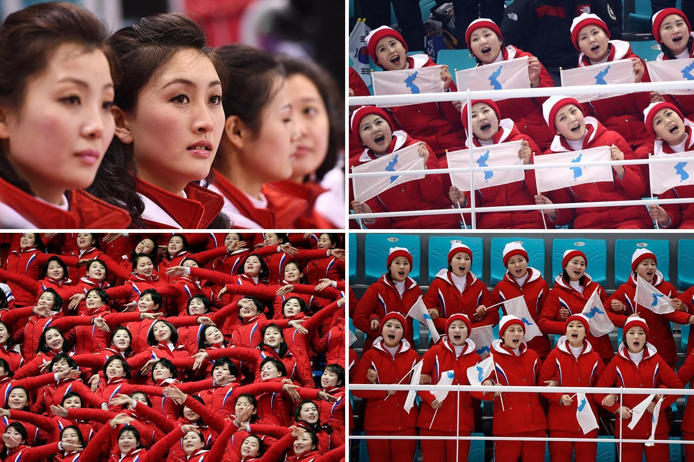 south koreas hockey team - HD1500×1000