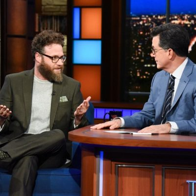 Seth Rogen Is Proud Of Being A Jerk To Kids [VIDEO]