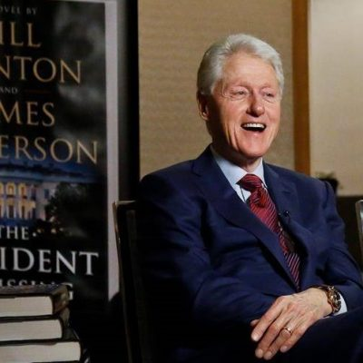 Bill Clinton Releases His Personal Fan Fiction [VIDEO]