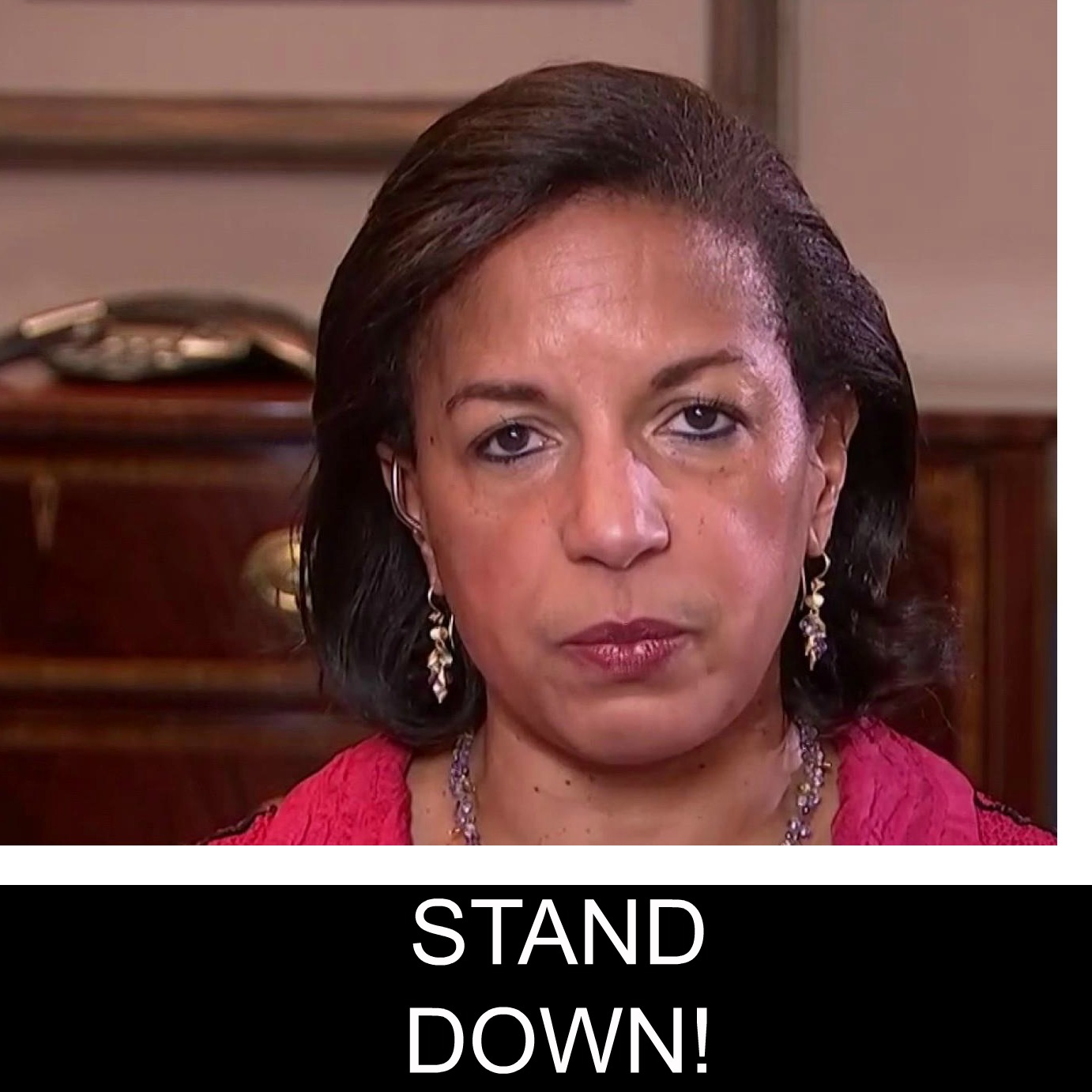 'Stand Down' On Russia Interference From Susan Rice