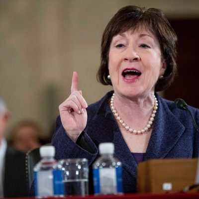 NY Times Begs Senators Collins And Murkowski To Defect Because Trump And Roe V Wade [VIDEO]