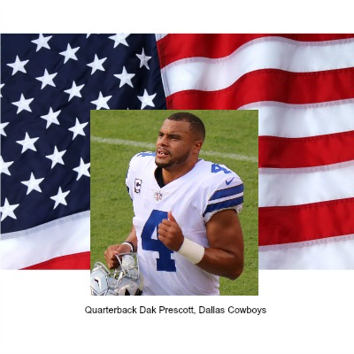 Dallas Cowboys QB Dak Prescott Speaks On Kneeling Protests