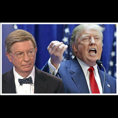 Trump Is Sad and Embarrassing? George Will Would Know