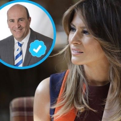 OR Candidate Mark Roberts Called Melania Trump A Prostitute, Twitter Says So What? [VIDEO]