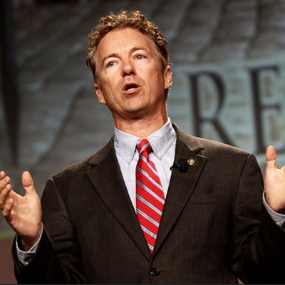 Strike Three: Man Threatens to Murder Rand Paul and His Family with an Ax