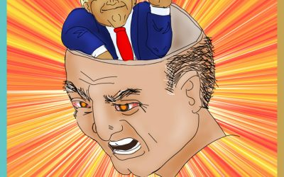Rent-free Trump
