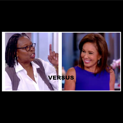 'The View' Is Out Of Order, Whoopi V. Judge Jeanine