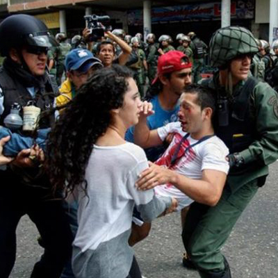 Nicaragua is Bleeding, and Here's Why You Should Care. [VIDEO]
