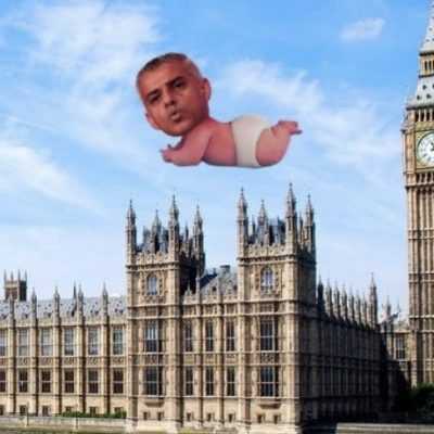 Baby Trump Balloon Will Fly Over London, but Will Baby Khan? You can help! [video]