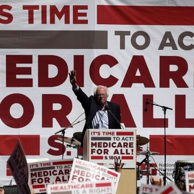 Socialism Is Pricey: Bernie Sanders 'Medicare For All' Plan Has $32.6 Trillion Price Tag [VIDEO]