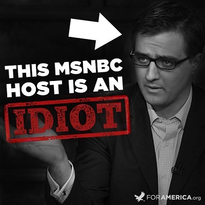 Dear Chris Hayes – Do You Even Econ, Bro? [VIDEO]