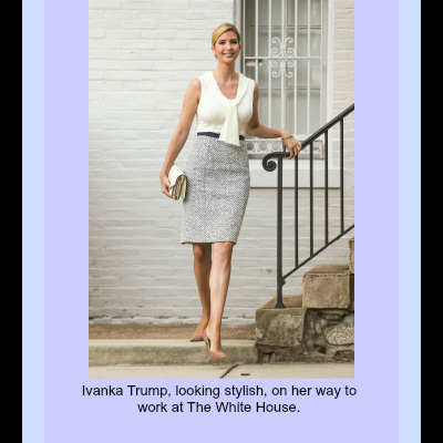 Ivanka Trump Fashion Brand Closure Is A Loss For Style