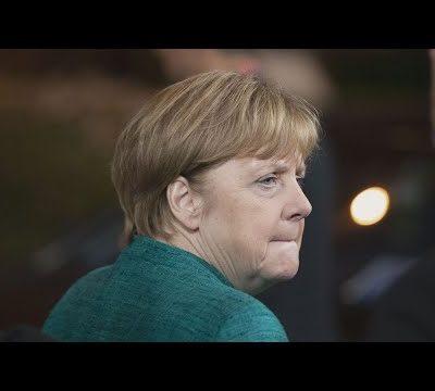 Merkel Lather, Rinses, Retreats on Migrants [VIDEO]