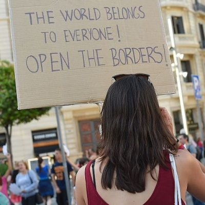 The Left Tries To Argue For Open Borders, Fails [VIDEO]