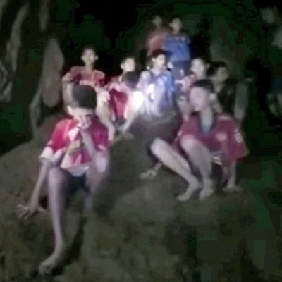 #ThaiCaveRescue Continues For Soccer Team [VIDEO]