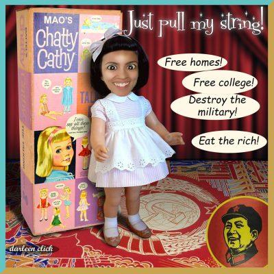 Chairman Mao Say: Buy My Doll