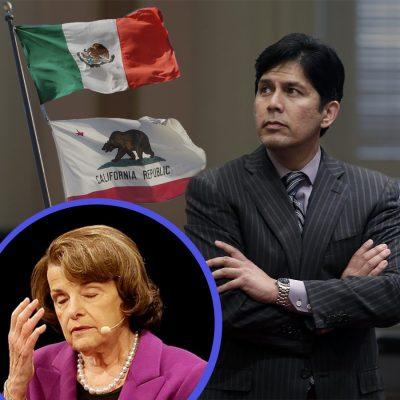 California's Confederate Democrats Reject Dianne Feinstein, Endorse Radical Kevin de Leon