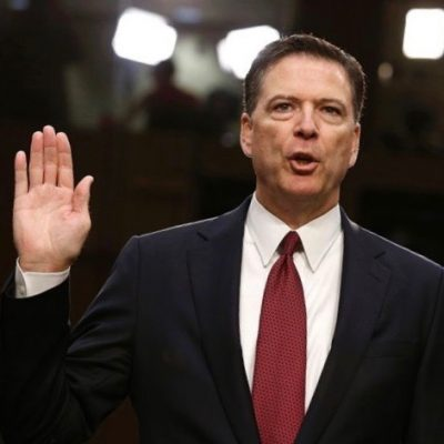 James Comey Lied: Majority Of Hillary Clinton Emails On Weiner Laptop Were Never Examined [VIDEO]