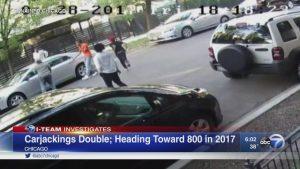 Chicago carjacking.