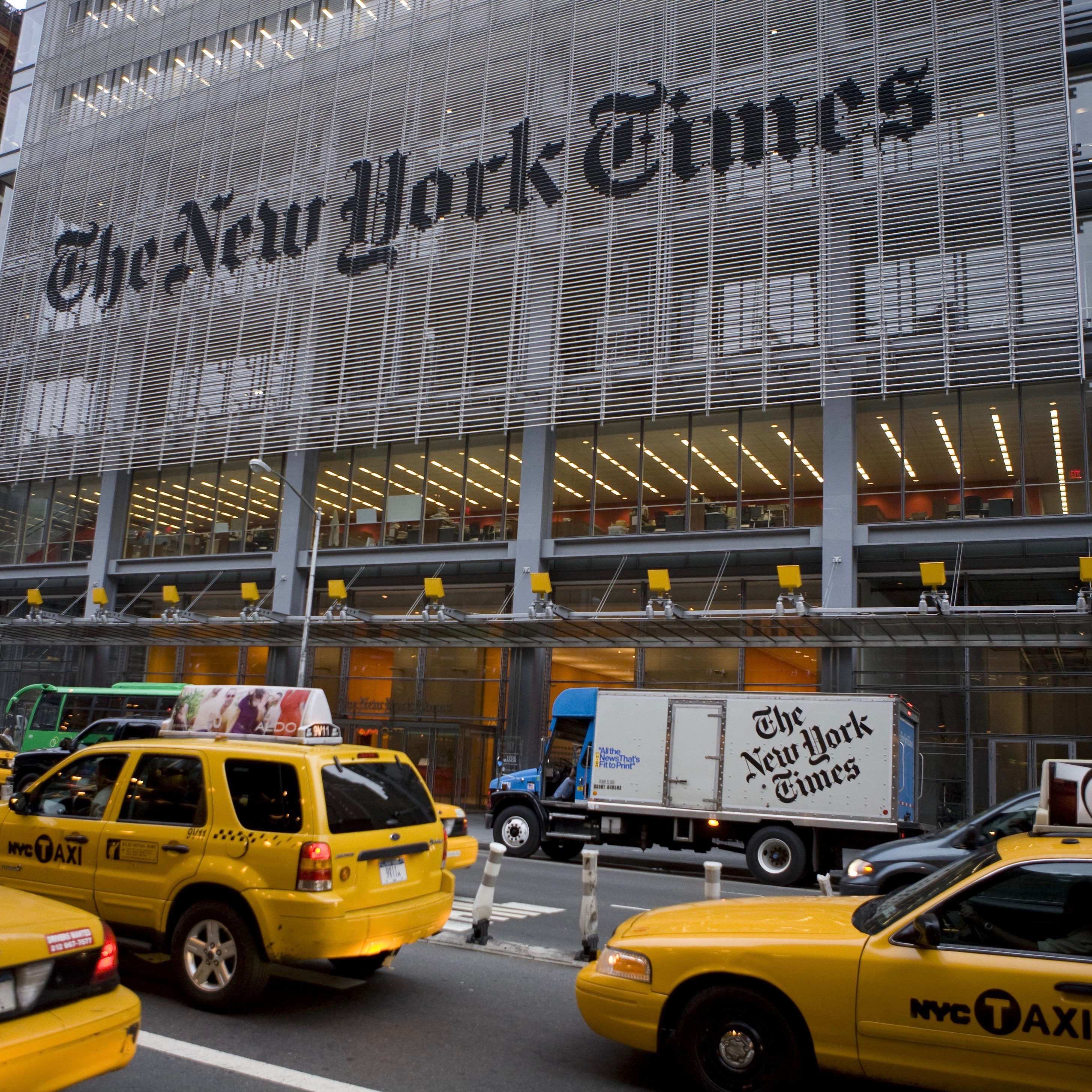 NY Times Newest Hire Hates White People, And They're OK With That [VIDEO]