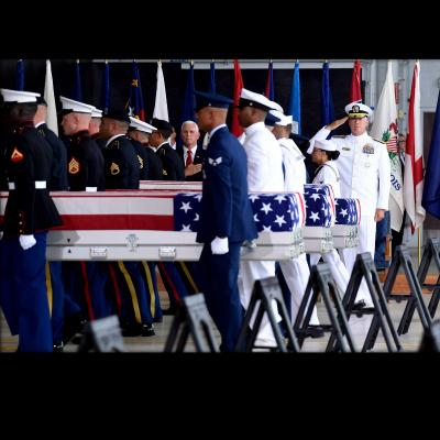 Leave No Man Behind: Korean War Remains In Hawaii