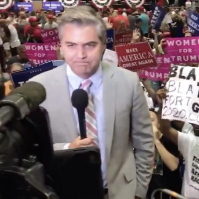 It's The Jim Acosta Show! [VIDEO]