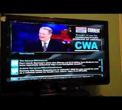 Al Gore Blames the Obama Massacre on the Altitude