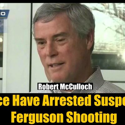 Arrest Made in #Ferguson Police Shooting