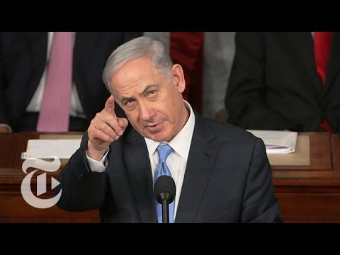 Benjamin Netanyahu Addresses Congress: Video, Transcript