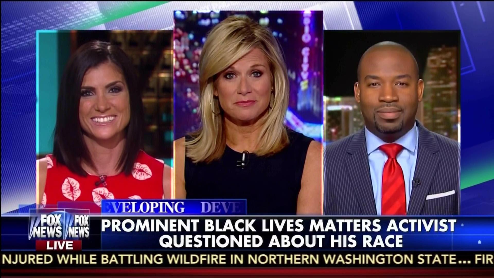 #BlackLivesMatter: Shaun King Lies About Being Black