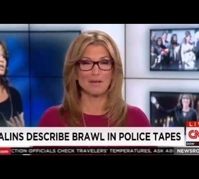 Bristol Palin Audio Released, CNN Anchor Cackles In Glee