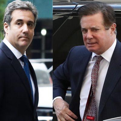 Verdict and Plea: Manafort and Cohen In Court [VIDEO]