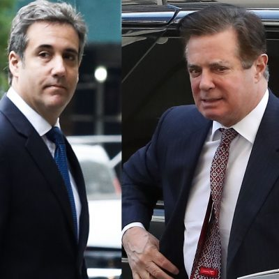 Verdict and Plea: Manafort and Cohen In Court [VIDEO]