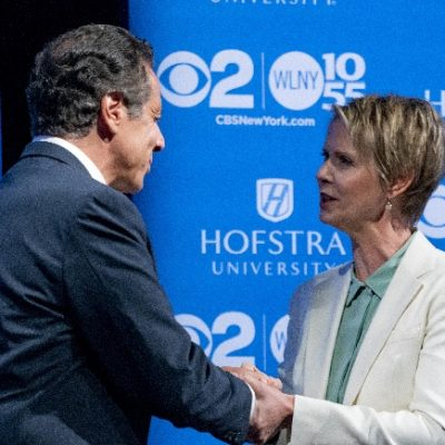 New York Gubernatorial Debate - The Left Beats Itself Up [VIDEO]