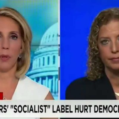 "Debbie Wasserman Schultz Says The Republican Party Wants ""To Kick Women Out of The Country"""