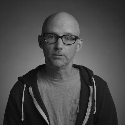 DJ and Musician Moby Asks Californians to Trade Showers For Beef Consumption
