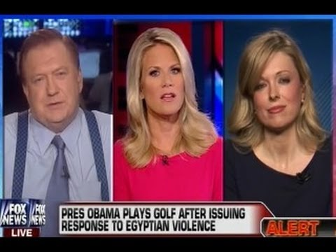 Egypt's Chaos, Obama's Golf Swing, and Weekend Links!