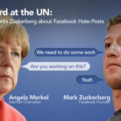 "Facebook Starts Online Initiative in Europe to Ban ""Hate Speech"""