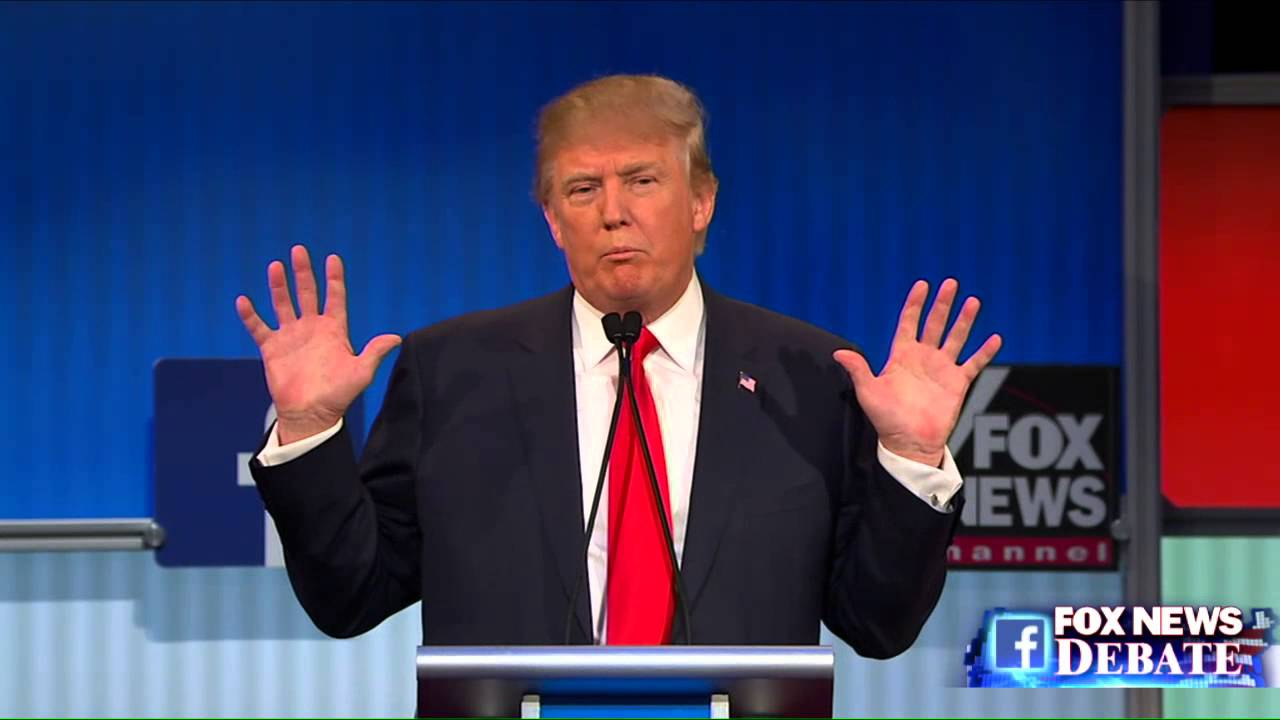"""#GOPDebate:  What Trump's Twitter Tantrum Says About Him as """"The Next POTUS"""""""