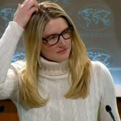 Marie Harf Wonders When America Was Ever Great. [VIDEO]