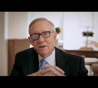 Harry Reid Retiring From the Senate