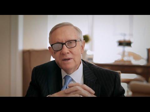Harry Reid Retiring From the Senate